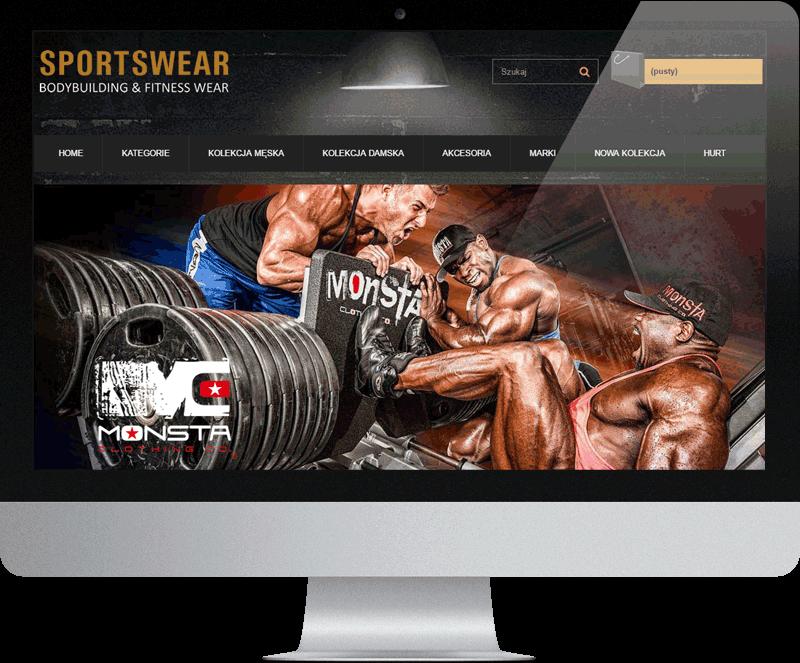 Tworzenie sklepów Prestashop portfolio